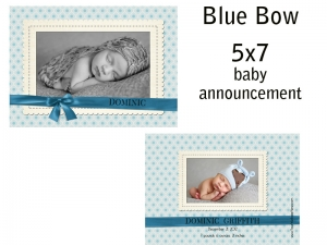 Tulsa Photography Birth Announcements