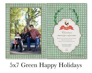 Tulsa Christmas Card Photography Design