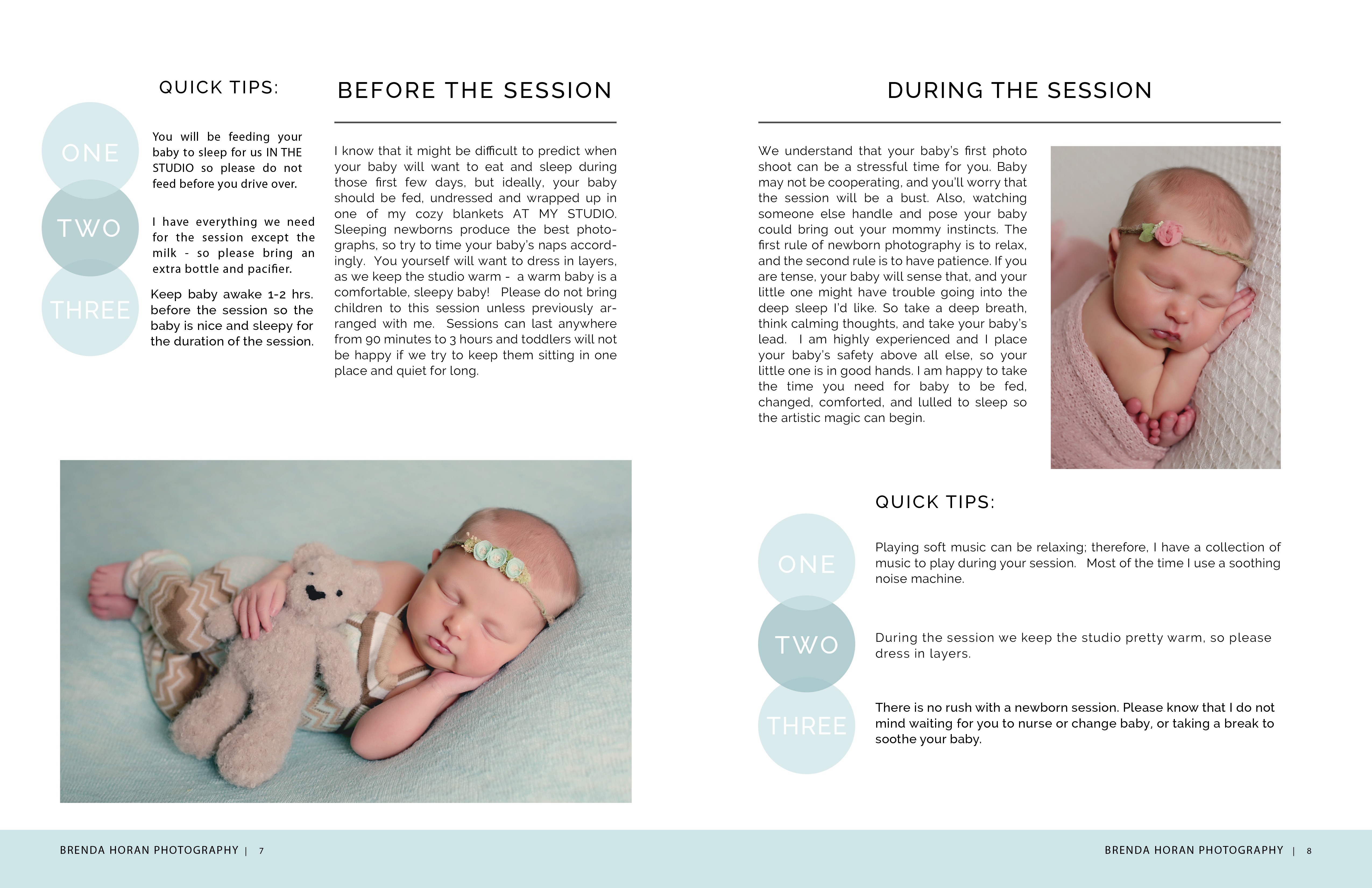 Tulsa Newborn Magazine Photographer